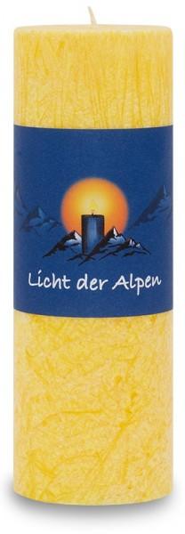 """Duftkerze """"Die Sonnige"""" - Licht der Alpen"""