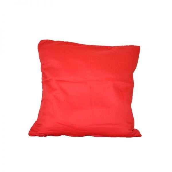 Zirbenkissen rot 40x40