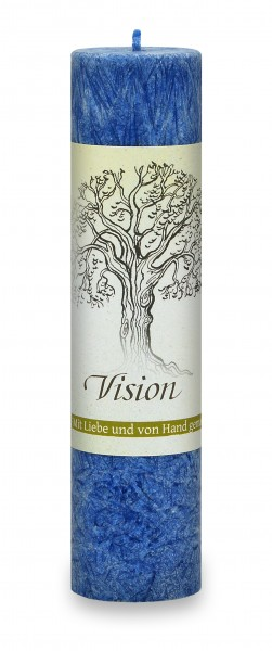 Allgäuer Heilkräuterkerze Vision